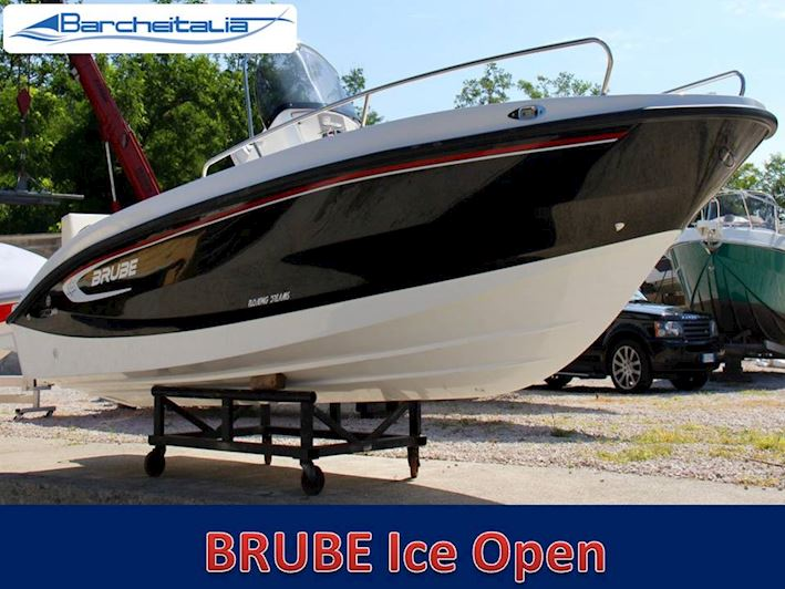 new product a8bc3 a4db7 BRUBE Ice Open