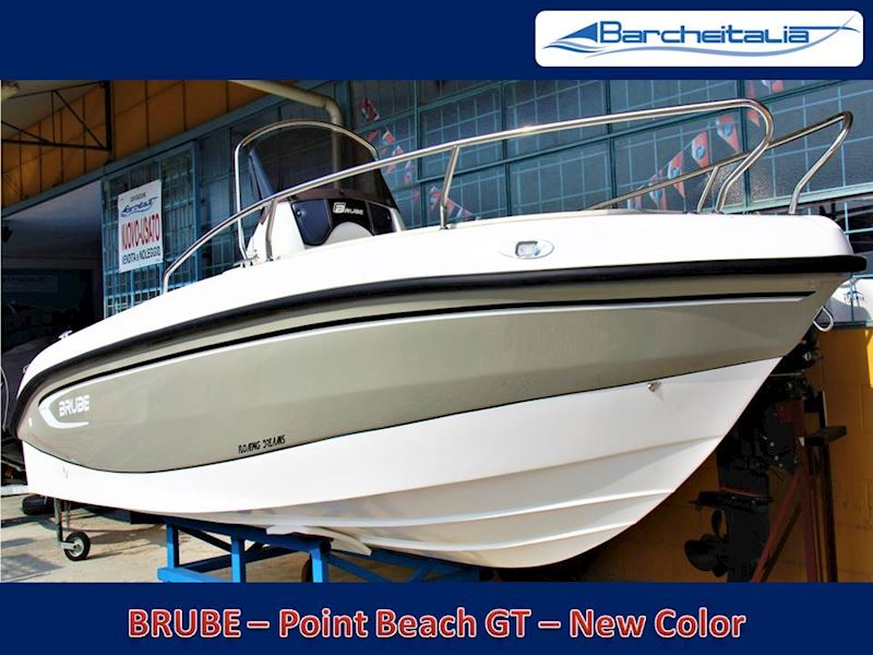 BRUBE Point Beach GT New Color